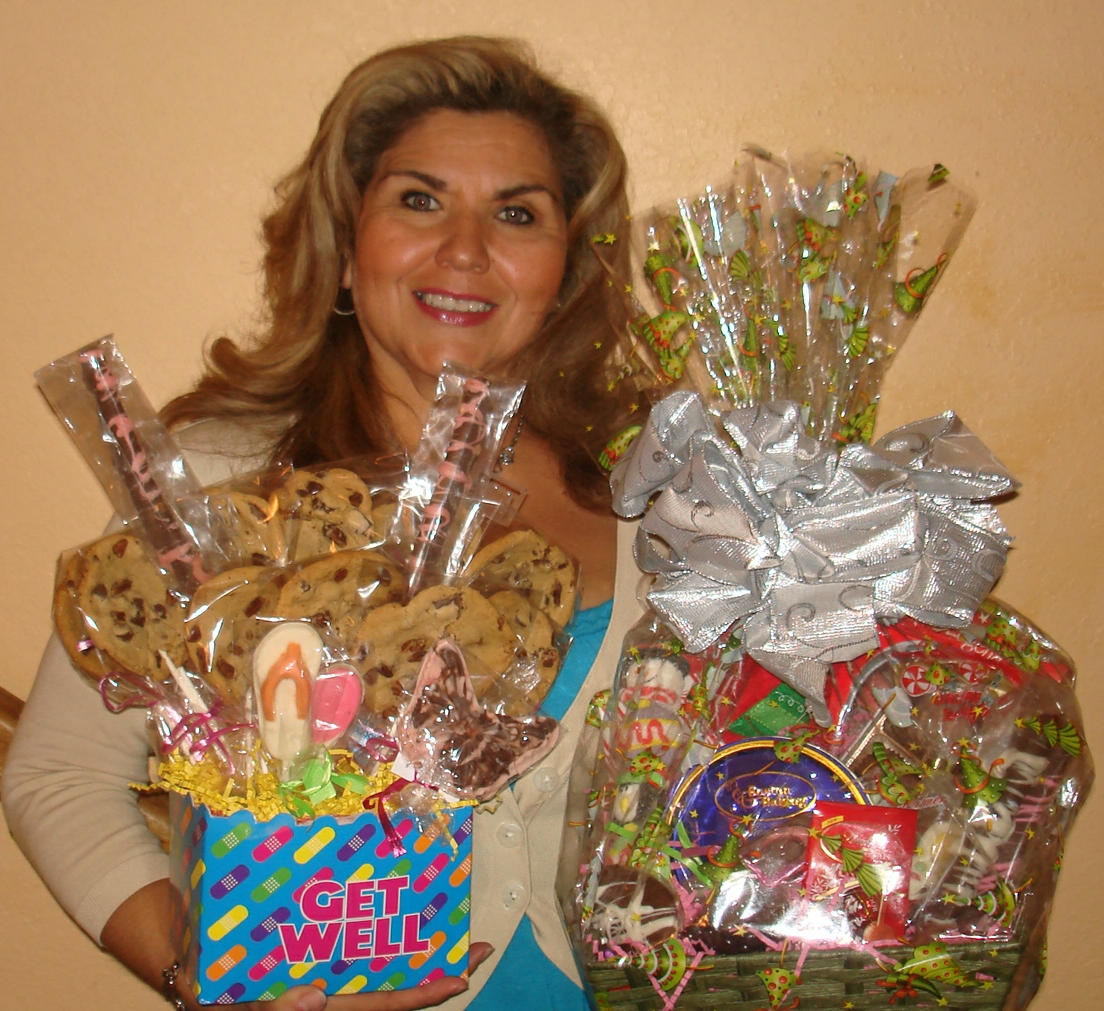 Delectable Gourmet Gift Baskets